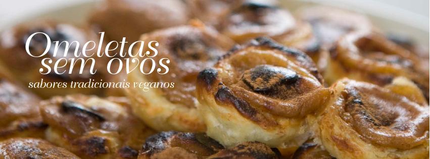 """Sugestão """"Omeletas Sem Ovos"""" para receber 2015"""