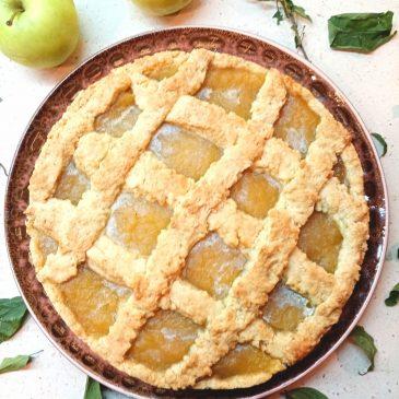 Tarte de Maçã (Apple Pie)